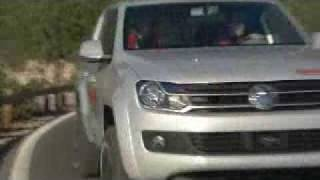 Pickup Concept Driving Footage 2009
