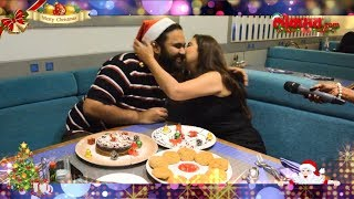 "Aniket saraf made ""Christmas"" special gift for his mother Nivedita Saraf"