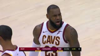 LeBron James ejected for first time in career | ESPN