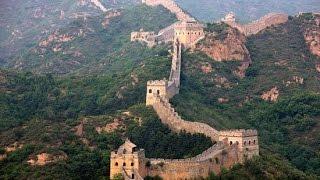 I segreti della grande muraglia - Le origini dell' impero cinese - Documentario (parte 1)