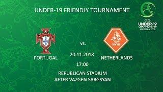Portugal U-19 - Netherlands U-19