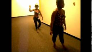 African Dancers, A.K.A. L.I.B. All Star