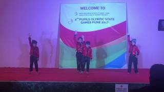2nd Pupils Olympic State Games  Dance Competition