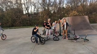 BMX: WHEEL OF MISFORTUNE FOR SCOTTY CRANMER!!