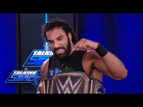 WWE Champion Jinder Mahal on the return of Great Khali and his win: WWE Talking Smack, July 23, 2017