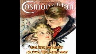 Popular Music, Movie Stars & Fashion 100 Years Ago (1917)   @Pax41