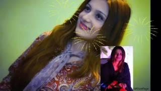 Laila khan New Urdu 5 Song Mannat Tv