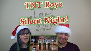 MOM & SON REACTION! TNT Boys - Silent Night