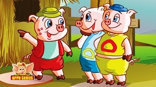 English Talking Book - The Three Little Pigs