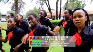 Nimepenya By University of Kabianga Mighty Choir