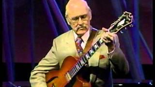 Jim Hall performs
