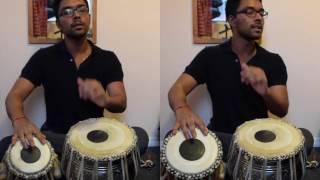 The Humma Song - A.R. Rahman, Badshah, Tanishk (Tabla Cover)