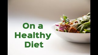 On a Healthy Diet (Pre-Intermediate) - Learn American English through Short Stories