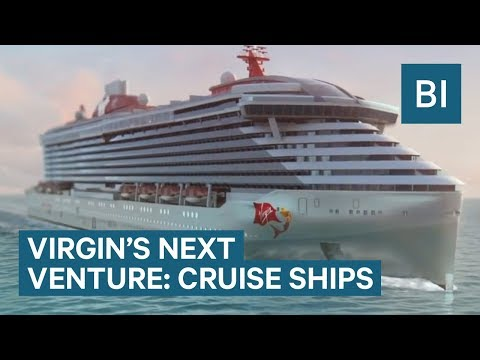 Xxx Mp4 Virgin Is Building A Cruise Ship — Here S What It Ll Look Like 3gp Sex