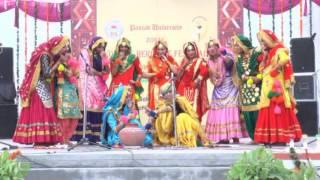 Gidda DAV winner 2014 Chandigarh full video choreograph by Parvesh Kumar (bijli) 9914885997