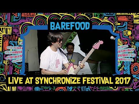 Barefood Live at SynchronizeFest - 7 Oktober 2017