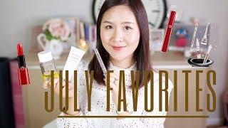 七月愛用品 | JULY FAVORITES | HIBARBIE