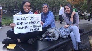 Saudi Arabia: Saudi Arabia women still can