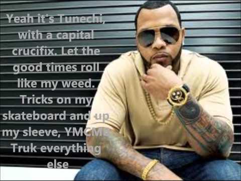Let It Roll Flo Rida Feat. Lil Wayne Lyrics