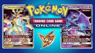 Ultra Necrozma GX / Malamar  vs Beast Box - Pokemon TCG Online Game Play