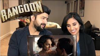 Rangoon Trailer Reaction | Shahid, Saif, Kangna | Official Trailer