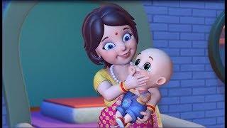 আম পাতা জোড়া জোড়া   Aam Pata Jora   Bengali Rhymes for Children   Jugnu Kids Bangla   YouTube