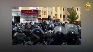 Another day of Iran protests by farmers in Isfahan