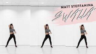 SWALLA - JASON DERULO // MATT STEFFANINA DANCE COVER