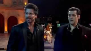 Shahrukh khan and Salman khan Start Crying