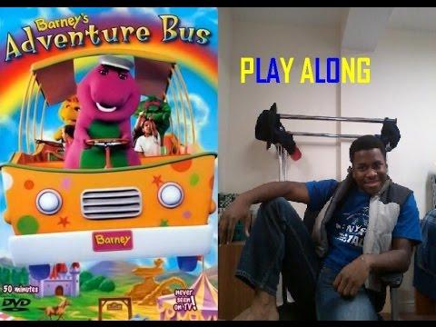 Barney s Adventure Bus Play Along