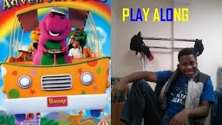 Barney's Adventure Bus Play Along