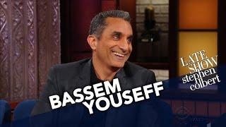 Bassem Youssef Worries He