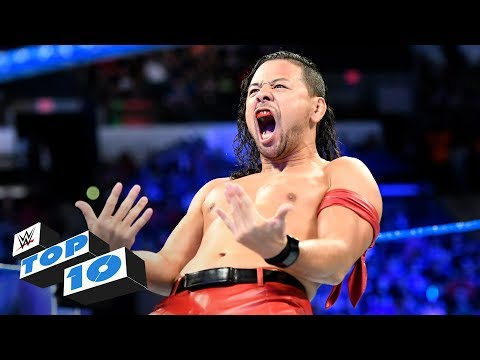 Top 10 SmackDown LIVE moments: WWE Top 10, July 11, 2017