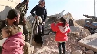 Turning point in Syrian civil war?