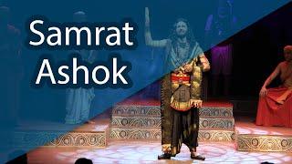 Samrat Ashok - a Hindi play by Rangbhoomi, Delhi