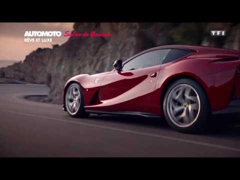 Salon de Genève 812 Superfast Huracan Performante McLaren 720S les sportives