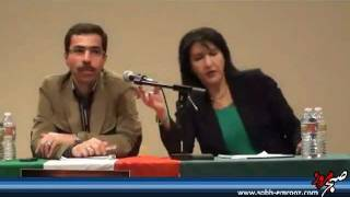 سخنرانی مجتبی واحدی در لوس آنجلس - 15 ژانویه 2012