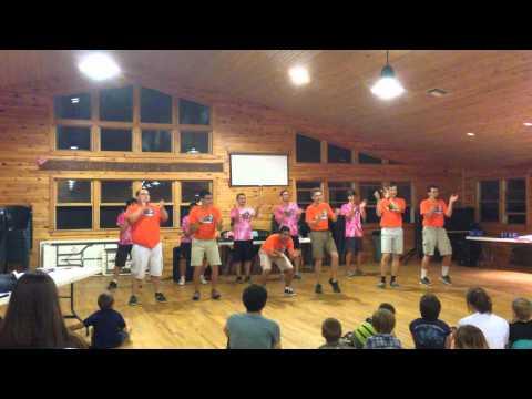Champ Camp Camp Jordan Male Staff ITs