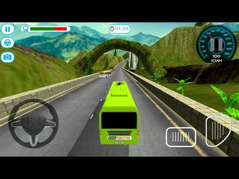 Xxx Mp4 Bus Racing Hill Climb By Match 3 Games Android Gameplay HD 3gp Sex