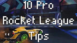 10 Rocket League Skills You