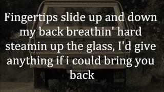 Keith Urban - Somewhere In My Car Lyrics