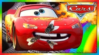 Cars 2017 ★★ Mcqueens Off Road Training ★★ Querfeldein Rennen Training ( gameplay )