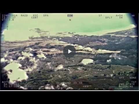 Chilean Navy Release Nine Minute UFO