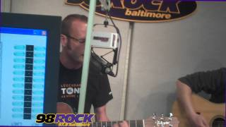 Times of Grace - The Forgotten One LIVE on 98Rock Baltimore