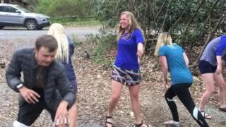 School To School Appalachian Trail Thru Hike Teaching Vid Spear Finger Part Two