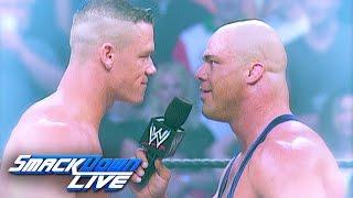 Relive John Cena's legendary debut: SmackDown LIVE, Nov. 15, 2016