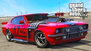 قراند GTA 5 | تعديل و استعراض سيارة Rapid GT Classic الجديدة | تستاهل ؟! 😍❤️