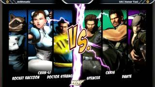 WNF 4.8: Marvel Christmas Edition (Full UMVC3 Tournament)