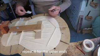 classical guitar making: Assembly part 1