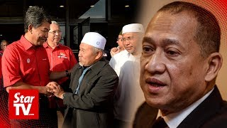 Nazri: I have seen the light and am fully committed to supporting the Umno-PAS alliance